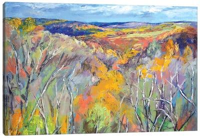 Appalachian Trail Canvas Art Print