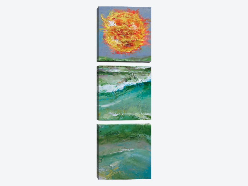 Elements by Michael Creese 3-piece Canvas Print