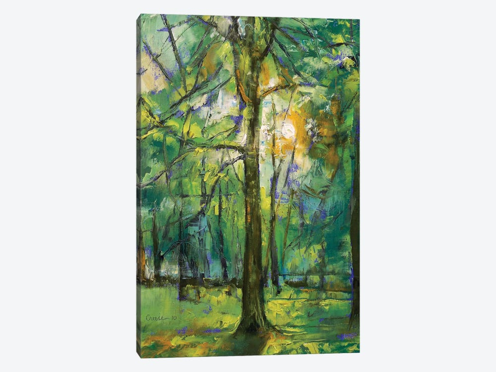 Emerald Twilight by Michael Creese 1-piece Canvas Artwork