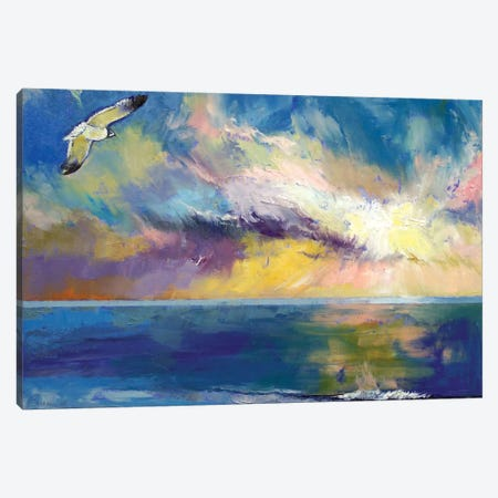 Eternal Light Canvas Print #MCR42} by Michael Creese Canvas Art