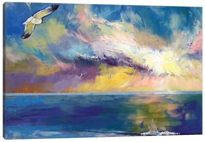 Eternal Light Canvas Art Print