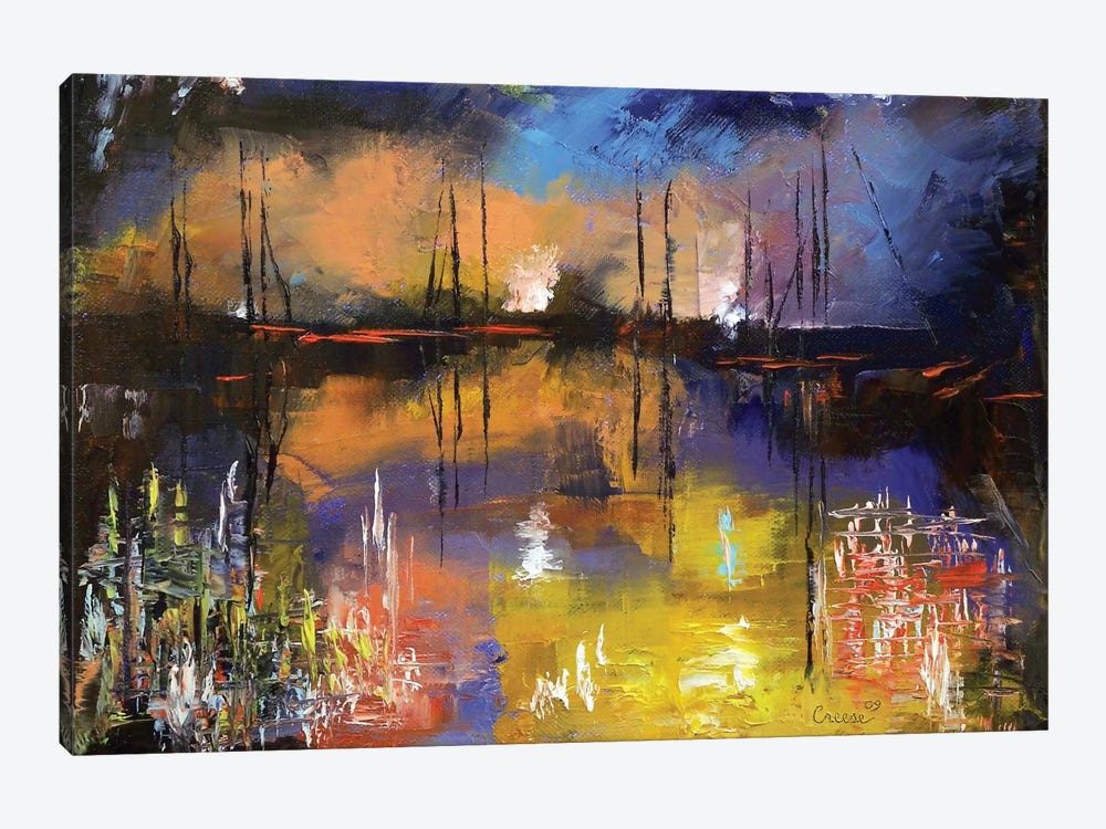 Fireworks by Michael Creese 1-piece Art Print