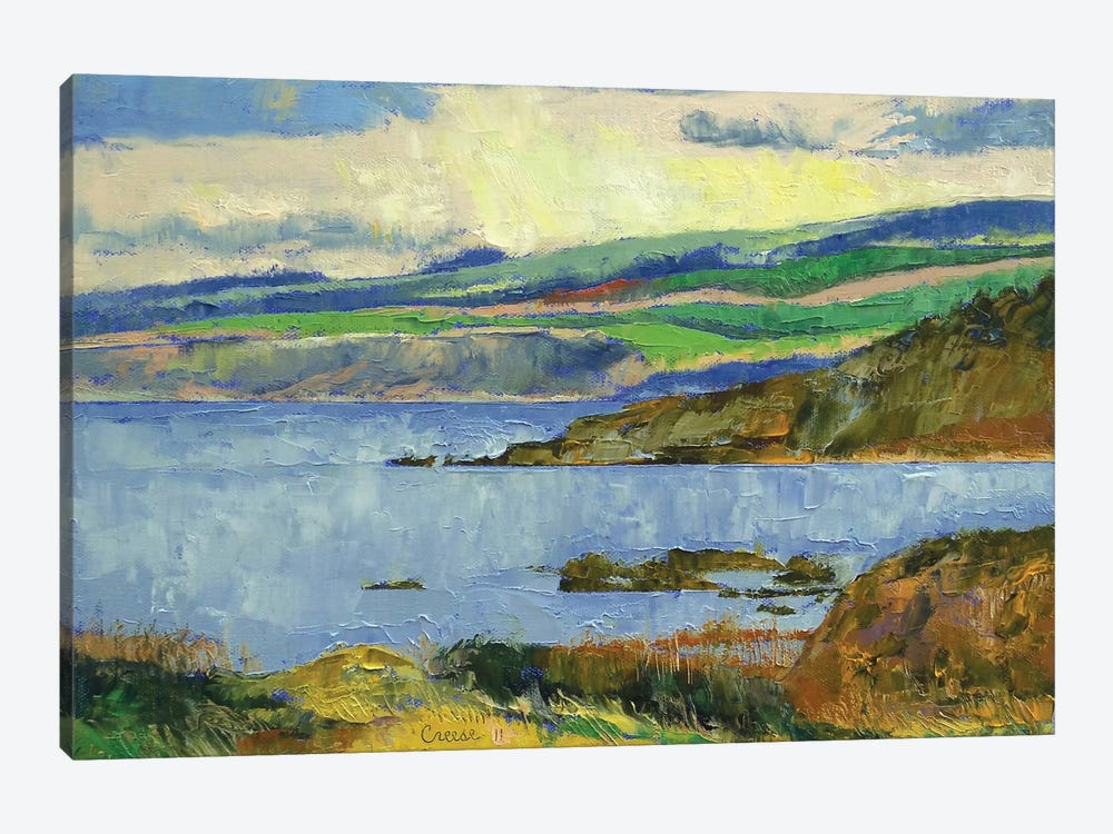 Firth Of Clyde, Scotland by Michael Creese 1-piece Canvas Art