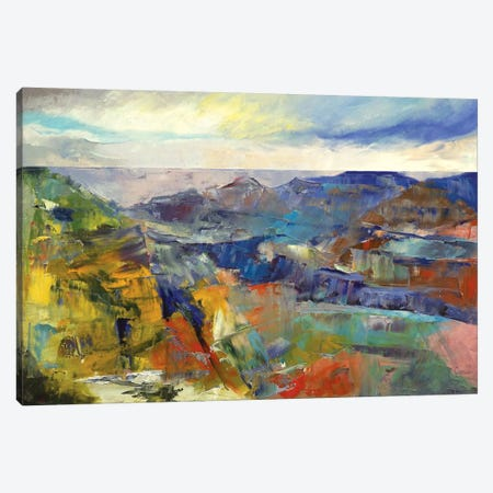 Grand Canyon Canvas Print #MCR47} by Michael Creese Art Print