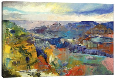Grand Canyon Canvas Print #MCR47