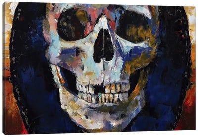 Grim Reaper Canvas Print #MCR48