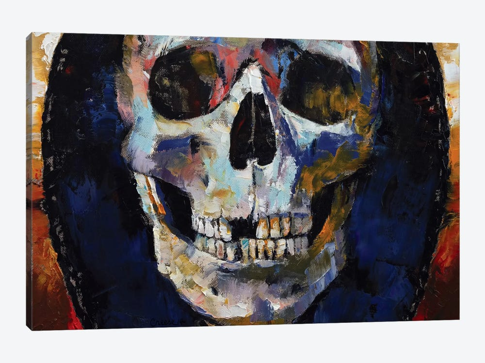Grim Reaper by Michael Creese 1-piece Canvas Art Print