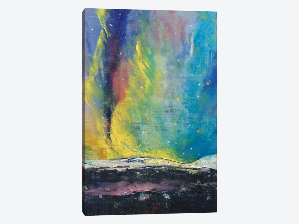 Arctic Lights by Michael Creese 1-piece Canvas Wall Art