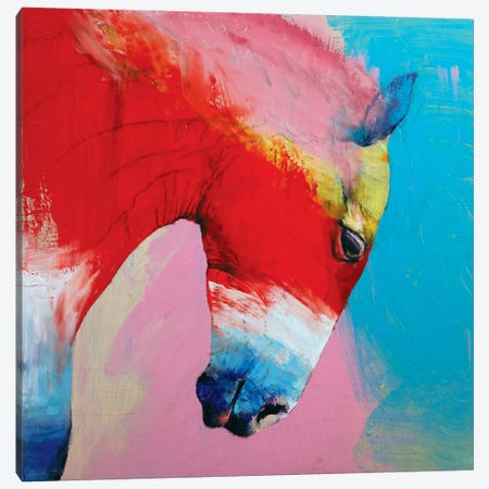 Horse Canvas Print #MCR55} by Michael Creese Canvas Artwork