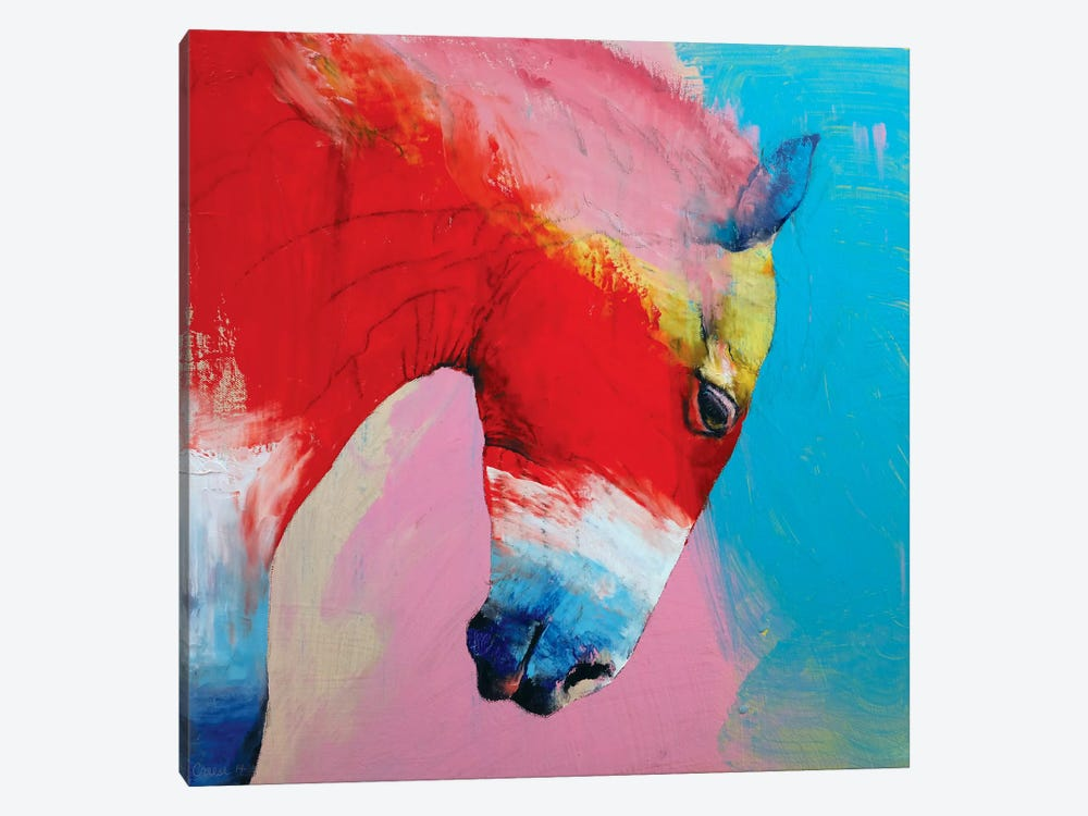 Horse by Michael Creese 1-piece Canvas Print