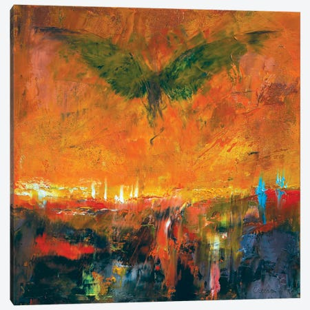 Armageddon Canvas Print #MCR5} by Michael Creese Art Print