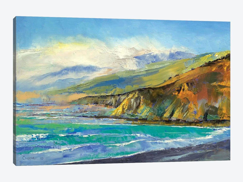 Jade Cove by Michael Creese 1-piece Art Print