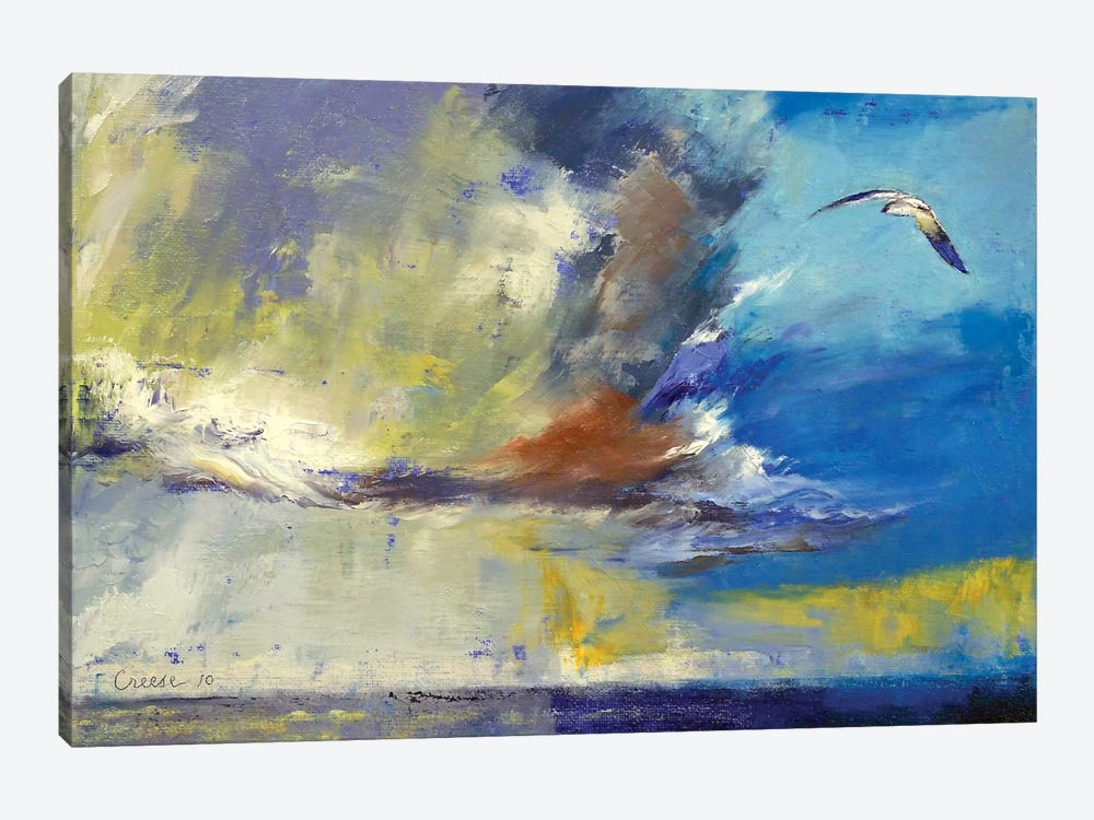 Loneliness by Michael Creese 1-piece Art Print