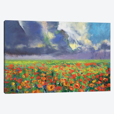 Longing Canvas Print #MCR74} by Michael Creese Canvas Art