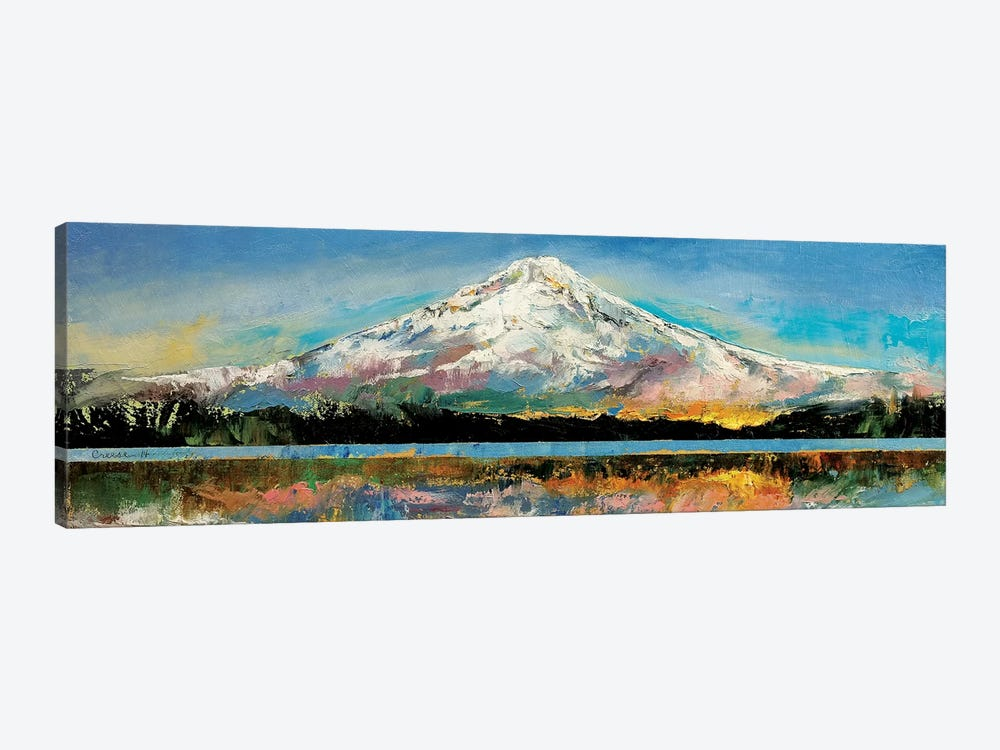 Mount Hood by Michael Creese 1-piece Canvas Wall Art