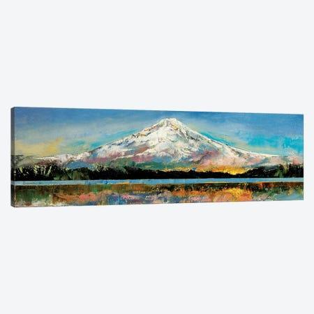 Mount Hood Canvas Print #MCR78} by Michael Creese Art Print