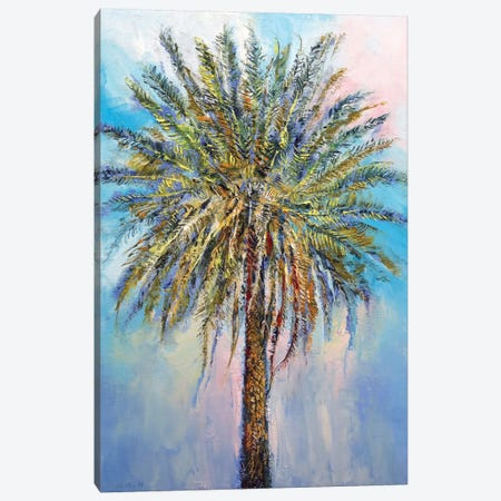 Palm Canvas Print #MCR84} by Michael Creese Art Print