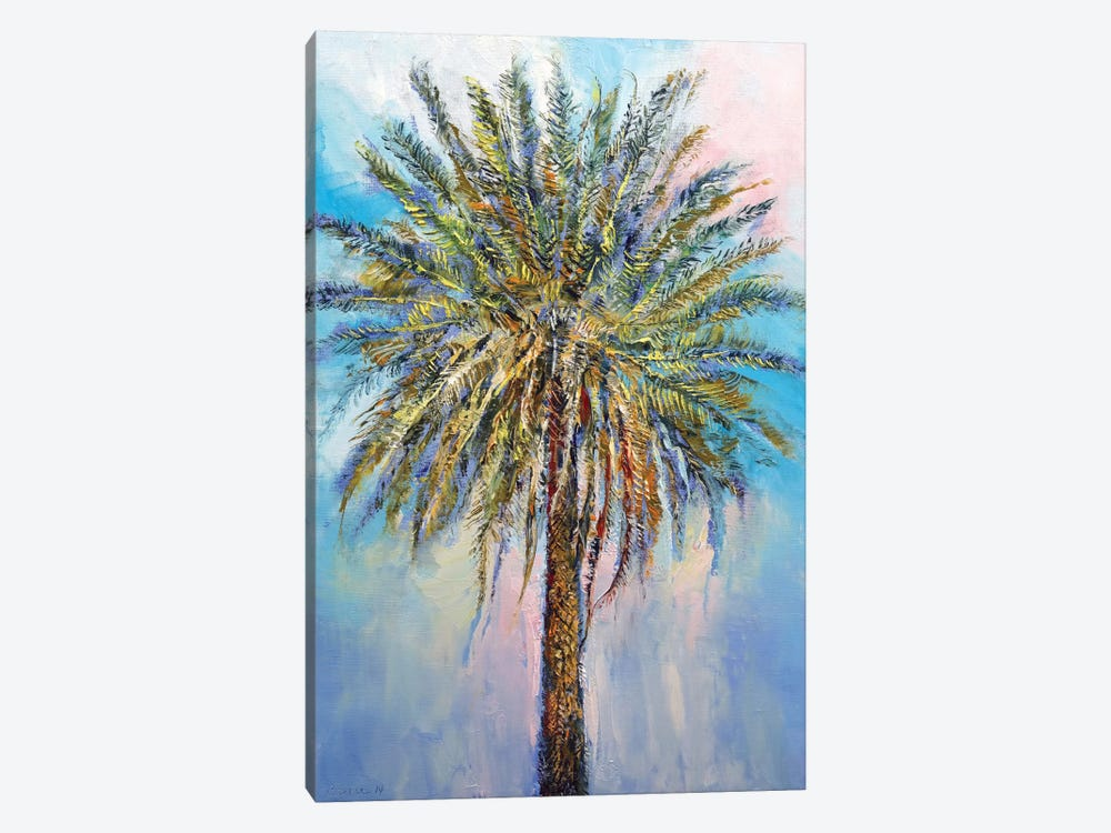 Palm by Michael Creese 1-piece Art Print
