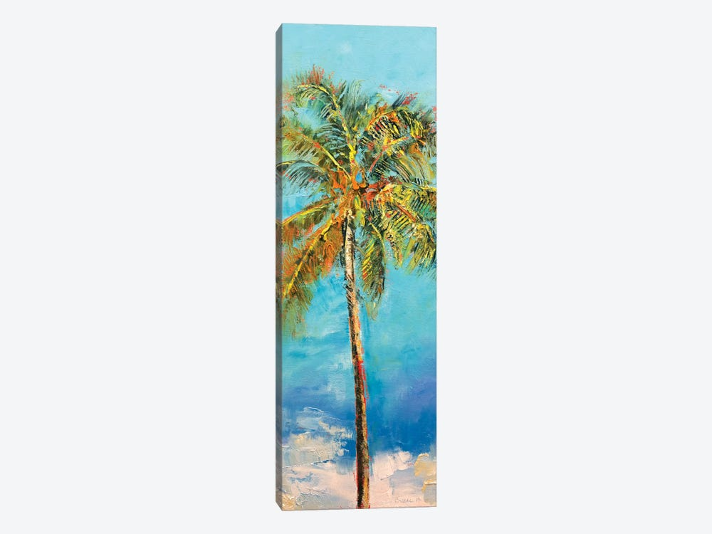 Palm Tree Canvas Wall Art By Michael Creese Icanvas