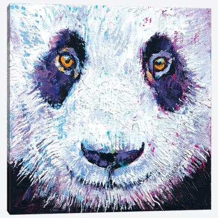 Panda Canvas Print #MCR86} by Michael Creese Canvas Print