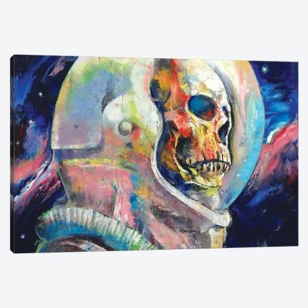 Astronaut Canvas Print #MCR8} by Michael Creese Canvas Art