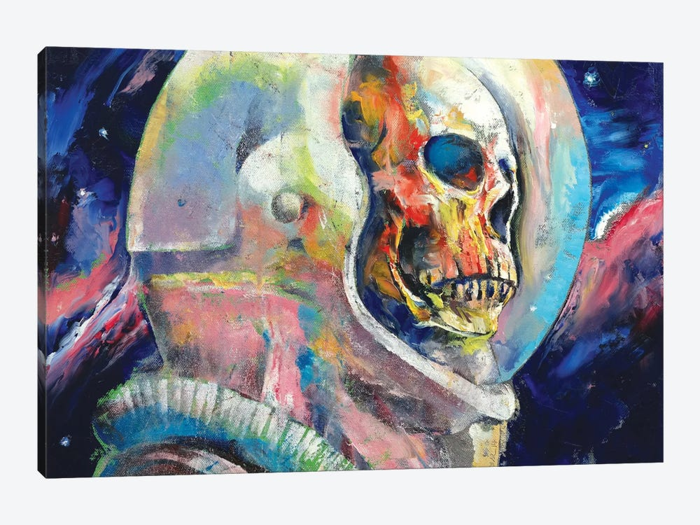 Astronaut by Michael Creese 1-piece Canvas Artwork