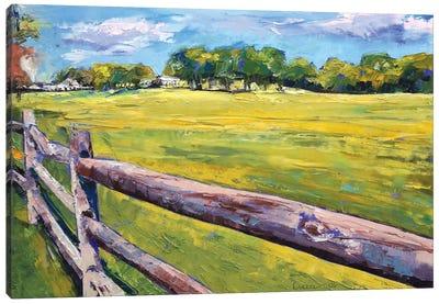 Pennsylvania Farm Canvas Print #MCR95