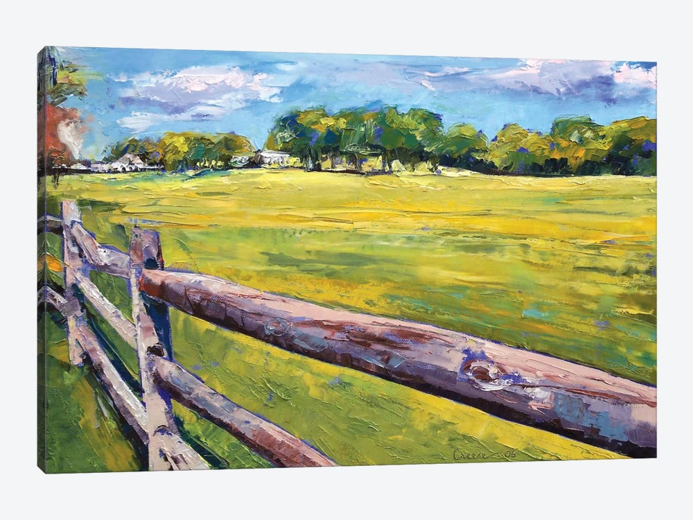 Pennsylvania Farm by Michael Creese 1-piece Canvas Print