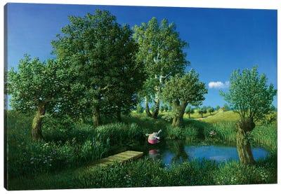 Summer (Otto's Eleven) Canvas Art Print