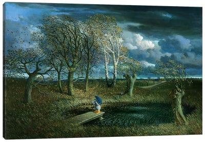 Autumn (Otto's Eleven) Canvas Art Print