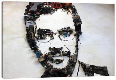 Renato Russo 3D Portrait Canvas Art Print