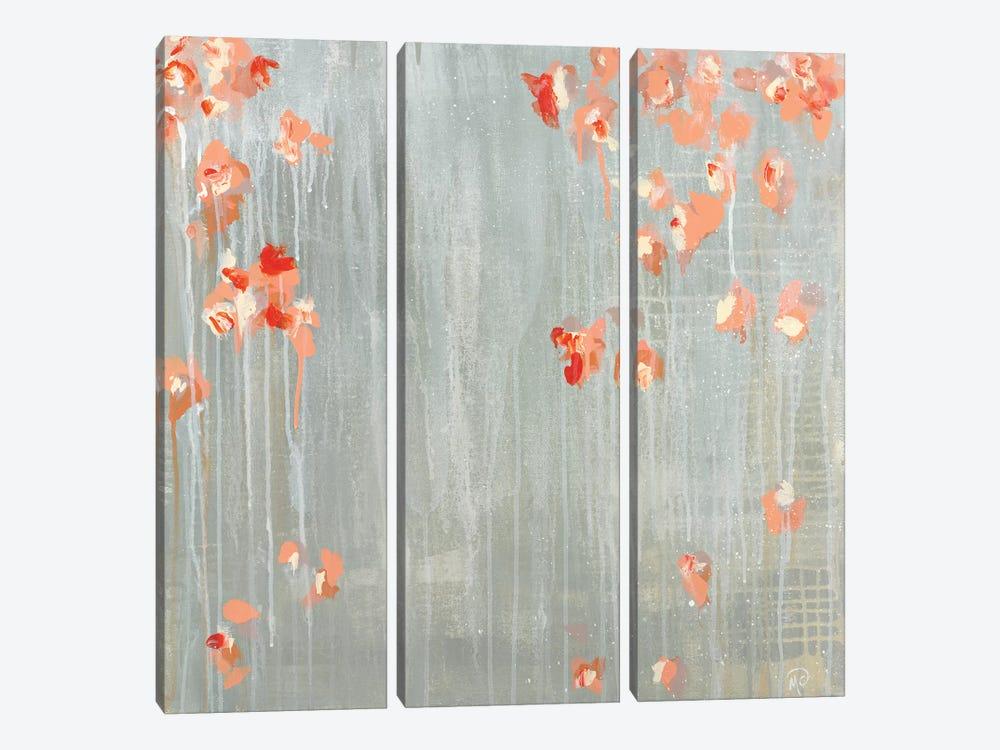 Morning Dew II by Macy Cole 3-piece Canvas Wall Art