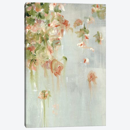 Romance And Roses Canvas Print #MCY4} by Macy Cole Canvas Wall Art