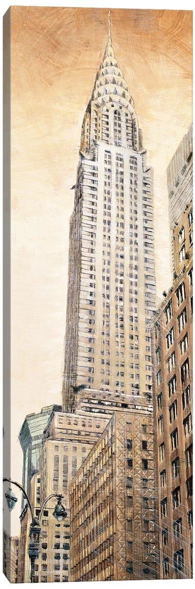 The Chrysler Building Canvas Art Print