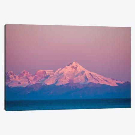 Mount Redoubt, Lake Clark National Park and Preserve, Alaska, USA. Canvas Print #MDE23} by Michael DeFreitas Canvas Art