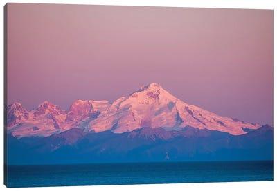 Mount Redoubt, Lake Clark National Park and Preserve, Alaska, USA. Canvas Art Print