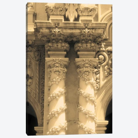 Column II Canvas Print #MDG2} by Marina Drasnin Gilboa Canvas Print