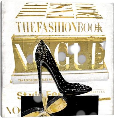 Vogue II Canvas Art Print