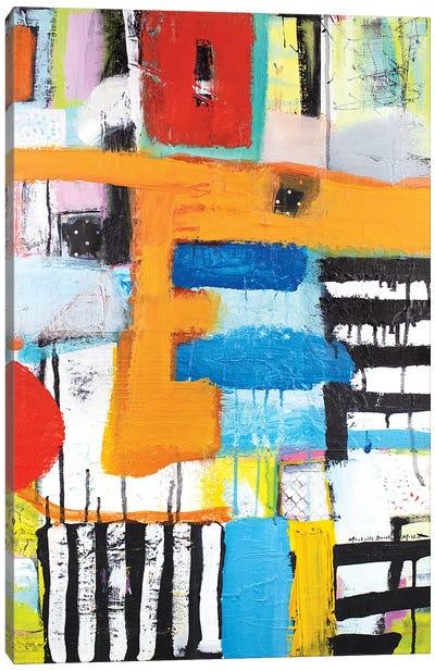 Elegy Canvas Art Print