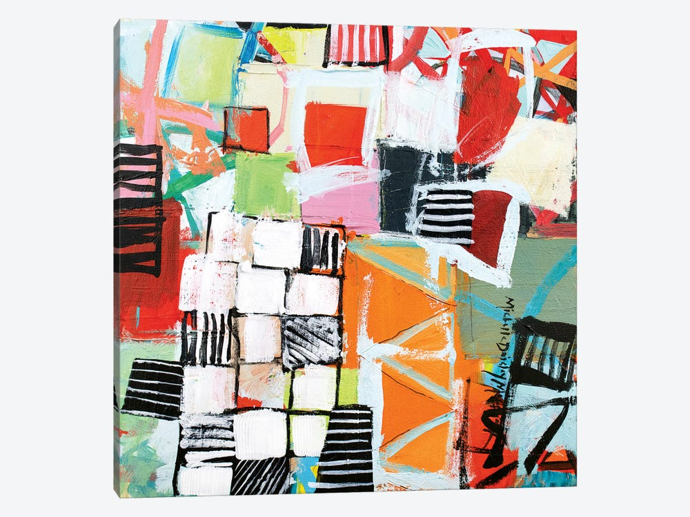 Have Your Say by Michelle Daisley Moffitt 1-piece Art Print
