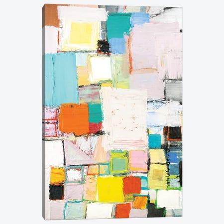 Hidden From View Canvas Print #MDM17} by Michelle Daisley Moffitt Canvas Wall Art