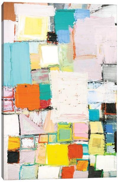 Hidden From View Canvas Art Print