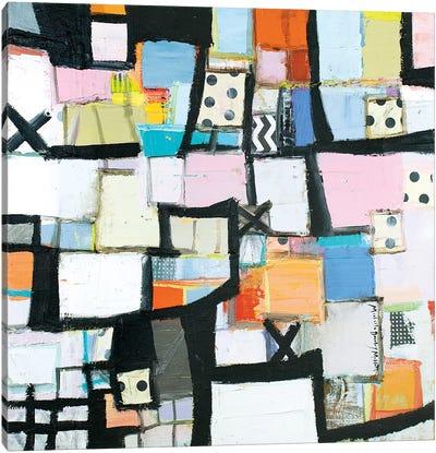Intertwined Canvas Art Print