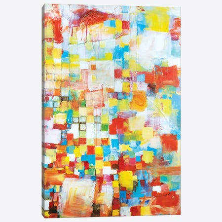Into Being Canvas Print #MDM19} by Michelle Daisley Moffitt Canvas Print