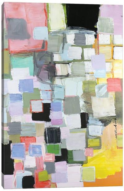 Off Center Canvas Art Print