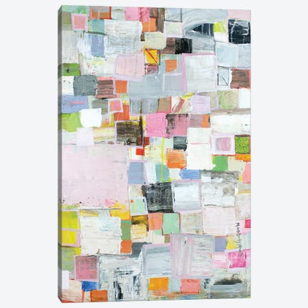 Over Seven Canvas Print #MDM28} by Michelle Daisley Moffitt Canvas Wall Art