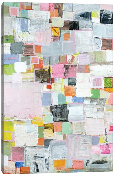 Over Seven Canvas Art Print