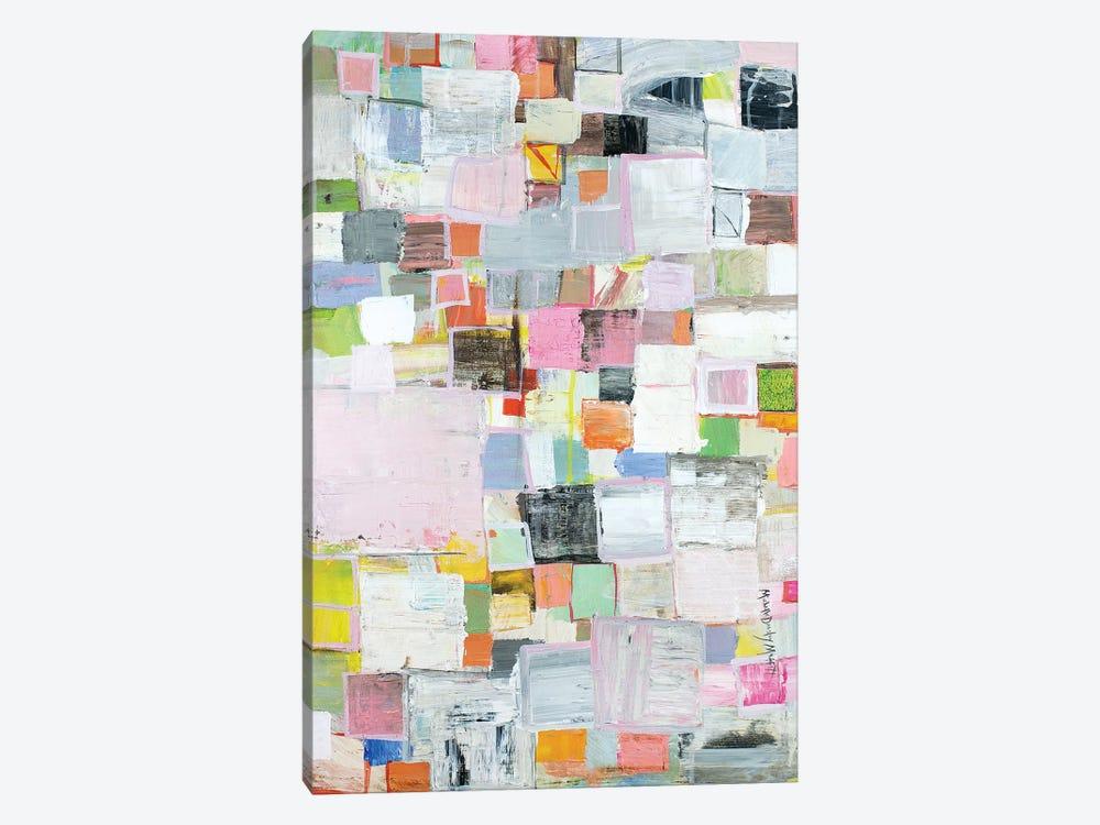Over Seven by Michelle Daisley Moffitt 1-piece Canvas Wall Art