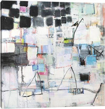 Overlook Canvas Art Print