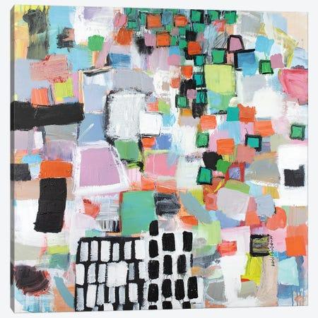 Pop Canvas Print #MDM33} by Michelle Daisley Moffitt Canvas Print